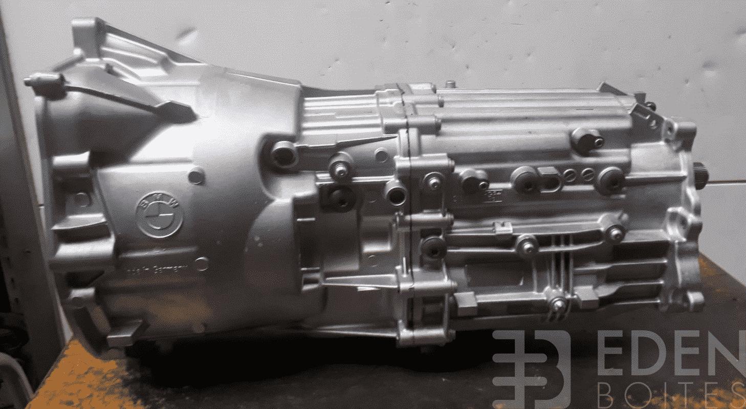 boite vitesse bmw x3